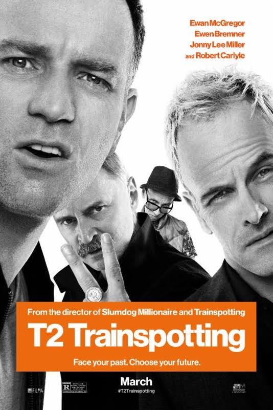 Image result for T2 Trainspotting (2017)