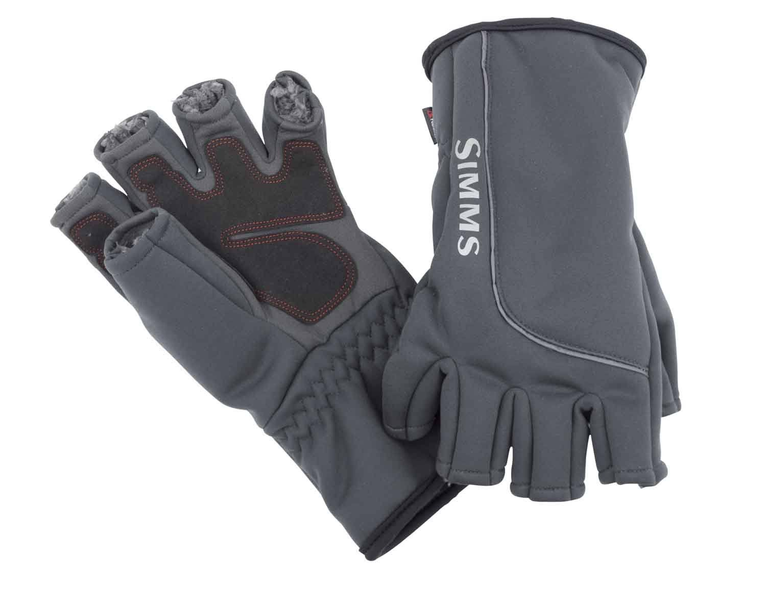 Simms Guide Windbloc Half-Finger Mitt
