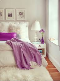 Lavender And Grey Bedding by 50 Best Bedrooms With White Furniture For 2017