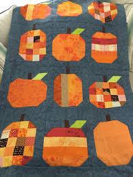 Pumpkin Patch Bakersfield California by Just Because Quilts Pumpkins