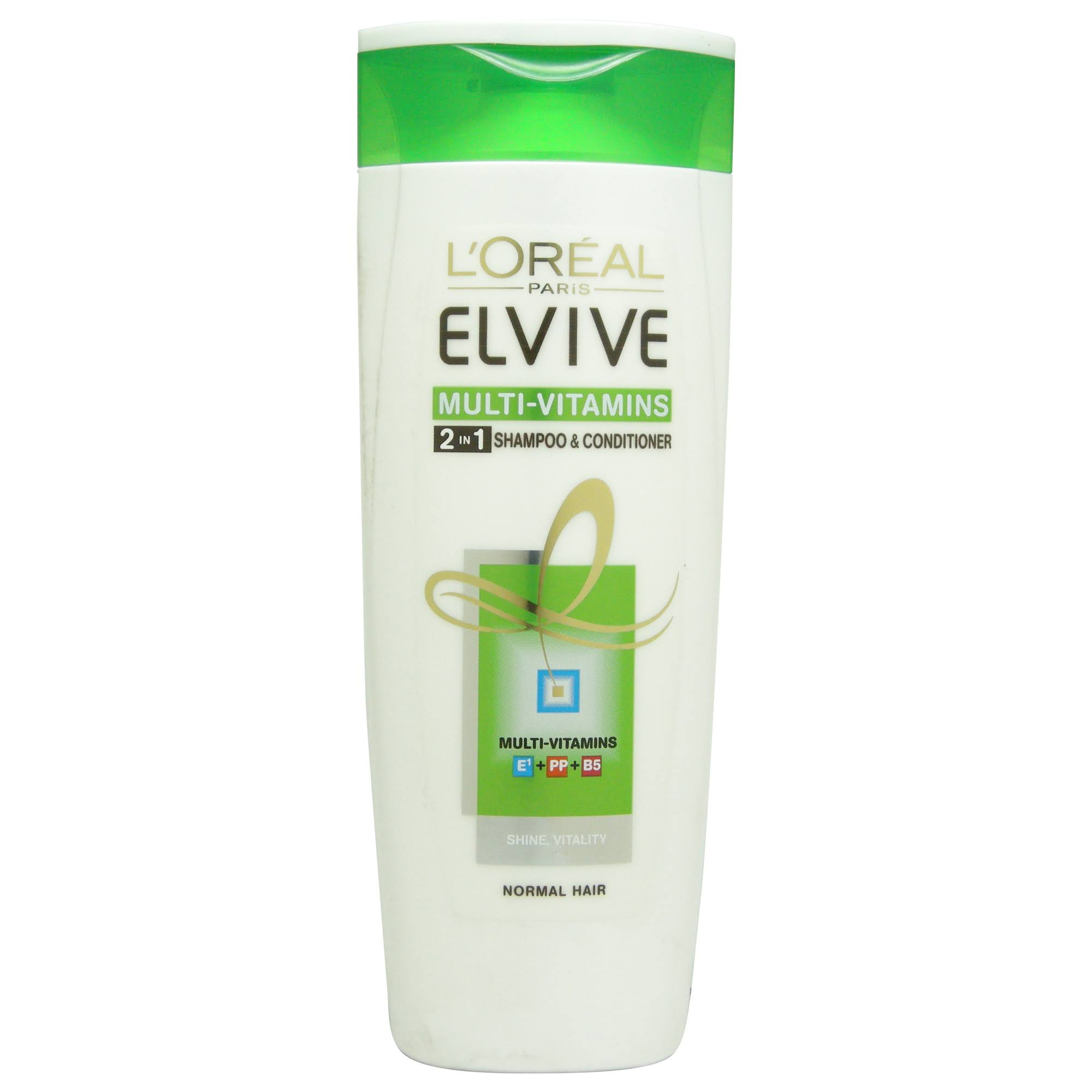 L'Oreal Elvive 2 in 1 Shampoo Conditioner - 400ml