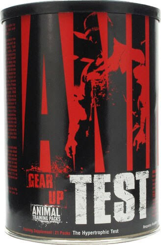 Universal Nutrition Animal Test Supplement - 21 Servings