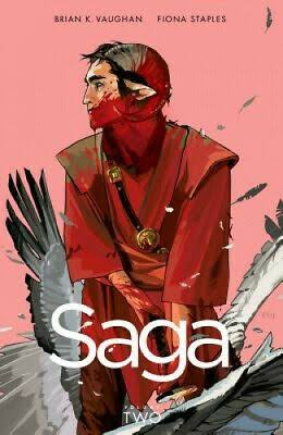 Saga: Volume Two - Brian K. Vaughan & Fiona Staples