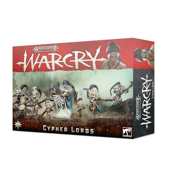 Games Workshop Warcry: Cypher Lords Boxed Game