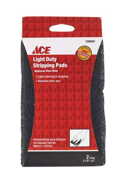 Ace Stripping Pads - 2 Pads