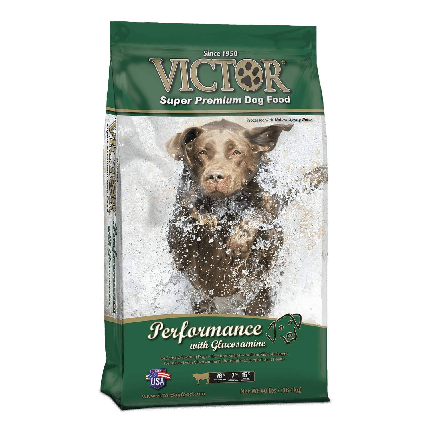 Victor Performance Dog Food