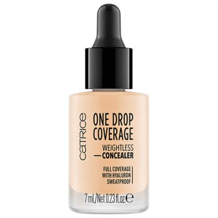 Catrice One Drop Coverage Weightless Concealers - Light Natural 005, 7ml