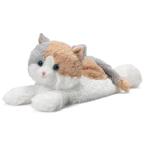 Warmies Microwavable French Lavender Scented Plush Calico Cat