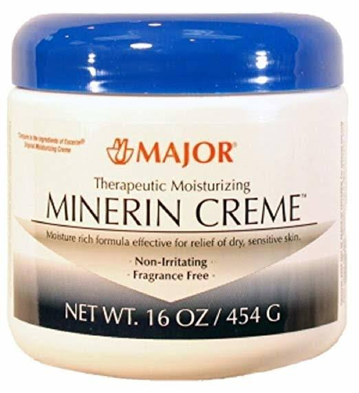 Major Therapeutic Moisturizing Minerin Creme - 16oz