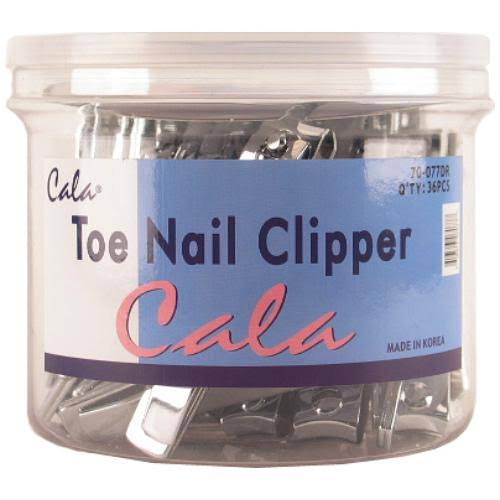 Cala Toe Nail Clipper Jarcala 70077 Dr Wholesale, Cheap, Discount, Bulk (Pack of 36)