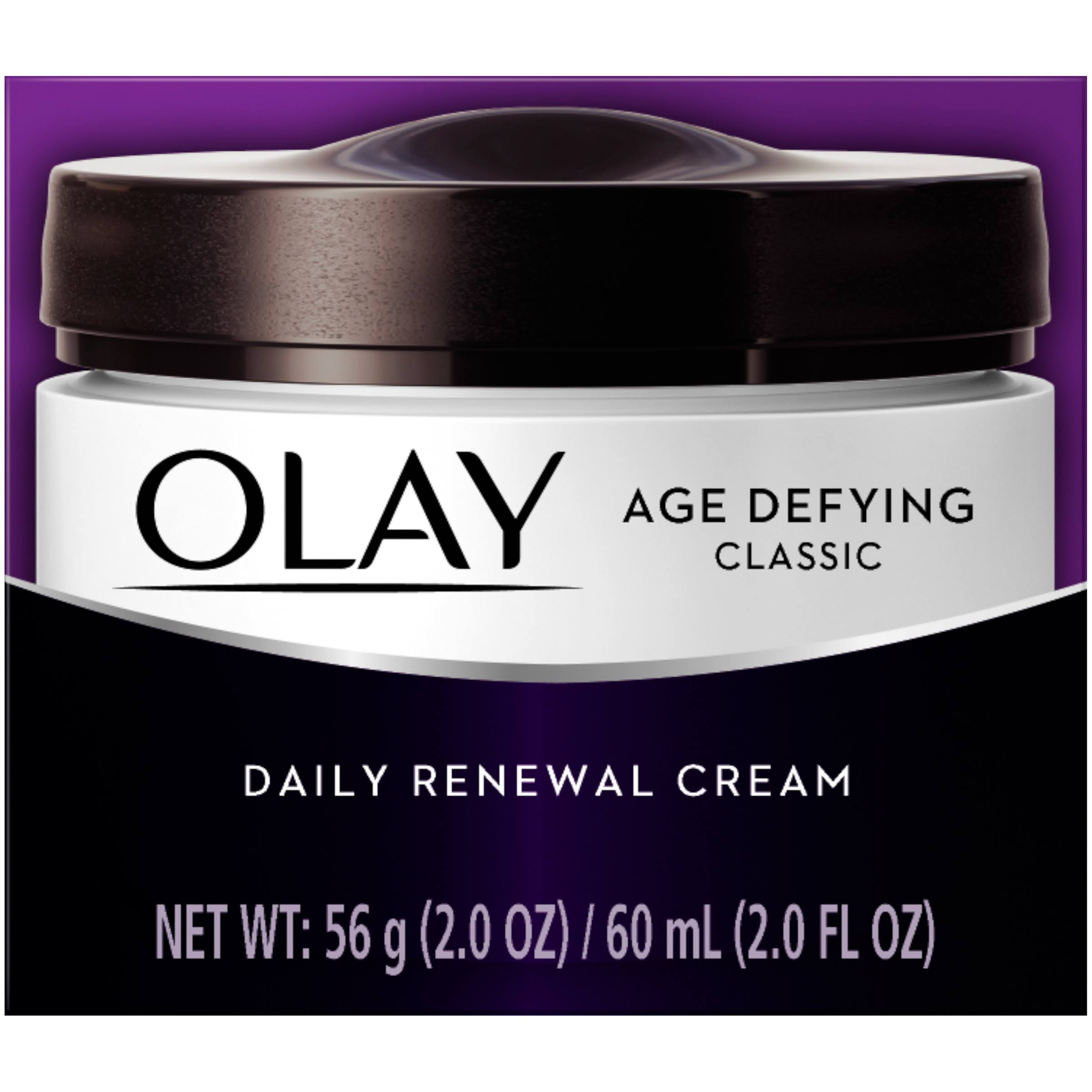 Olay Age Defying Classic Daily Renewal Cream - 2oz