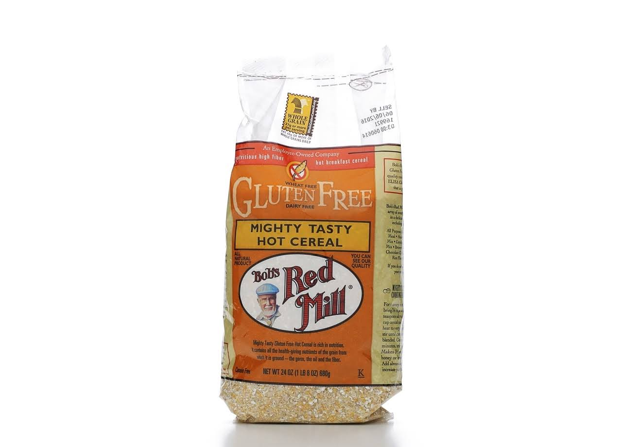 Bobs Red Mill Hot Cereal, Gluten Free, Mighty/Tasty - 24 oz
