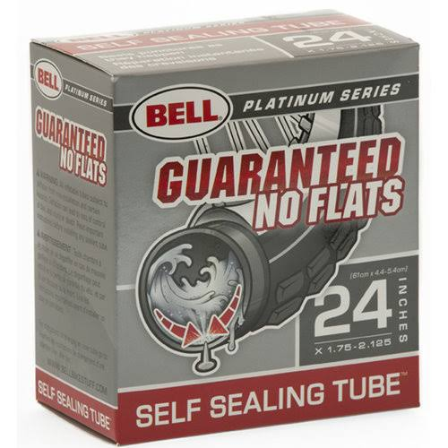 Bell Sports 7015235 Self-Sealing Bicycle Inner Tube - 24""