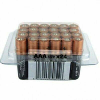 Duracell Plus AAA Batteries Bulk Tub - 24 Pack