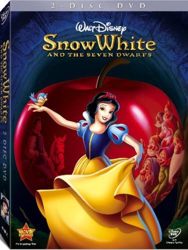 Snow White and the Seven Dwarfs - DVD