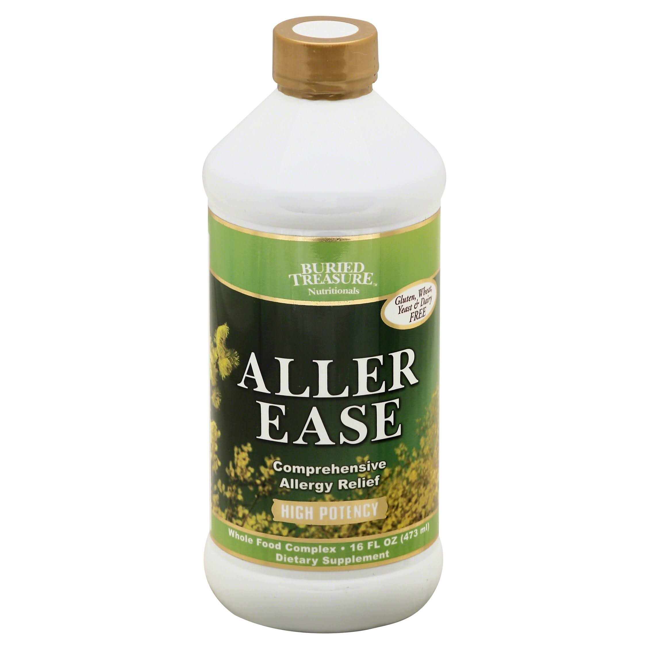 Buried Treasure Aller Ease Liquid - 16oz
