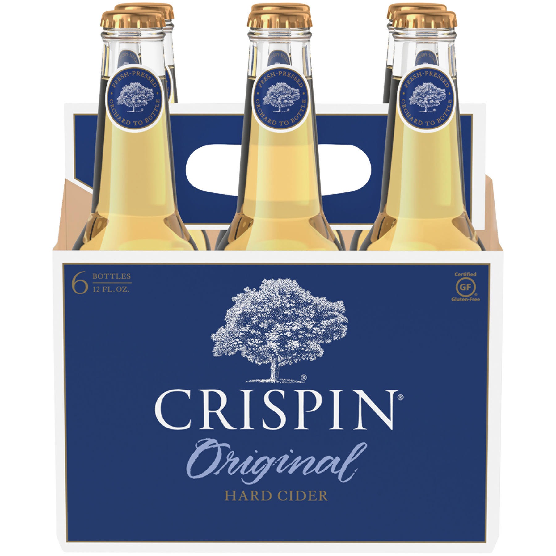 Crispin Hard Apple Cider - 12oz