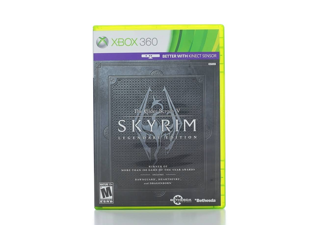 The Elder Scrolls V: Skyrim - Xbox 360