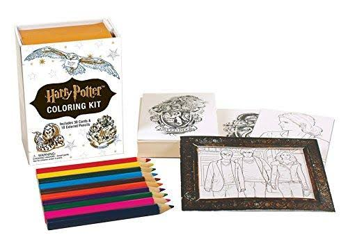 Harry Potter Coloring Kit [Book]