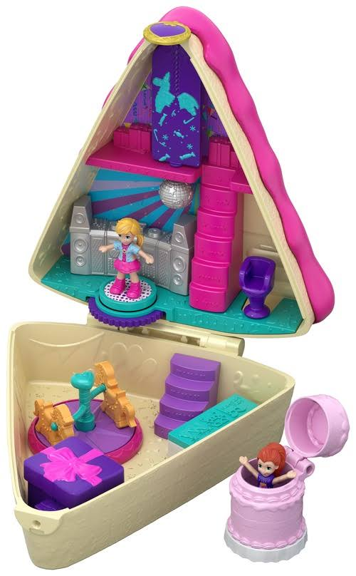 Mattel Polly Pocket Pocket World Playset