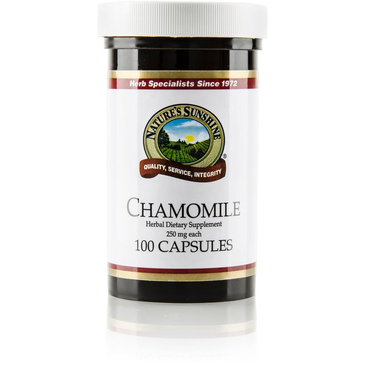 Nature's Sunshine Chamomile - 100ct
