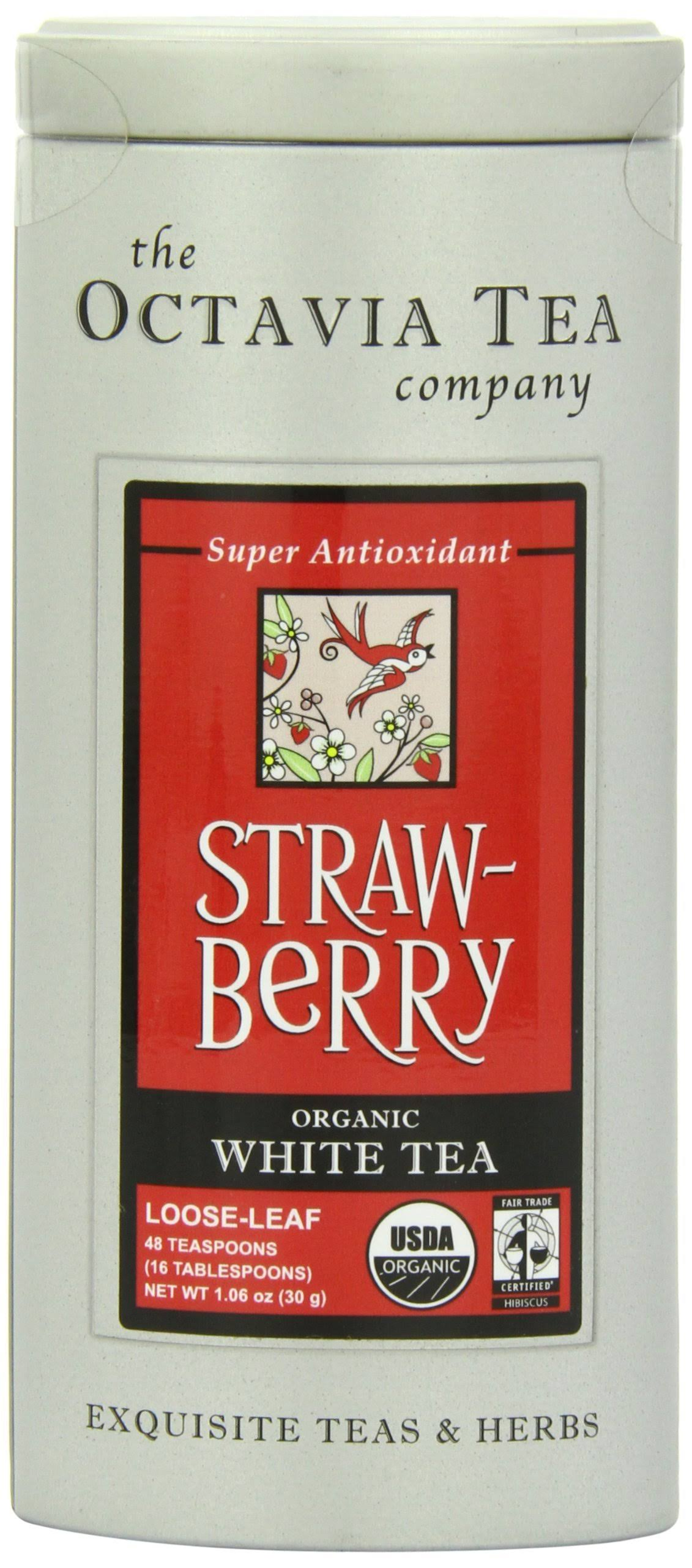 Octavia Loose Tea - Strawberry, 1.06oz