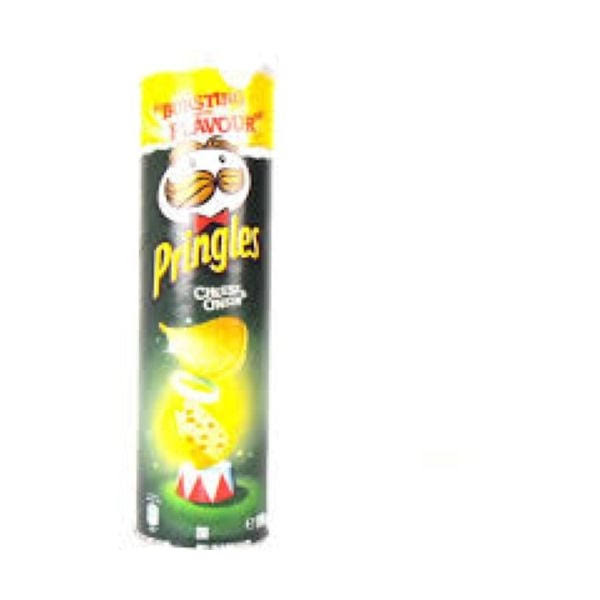 Pringles Potato Snack - Cheese and Onion, 200g