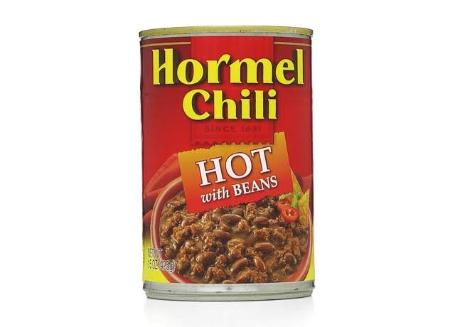 Hormel Hot Chili with Beans - 15oz
