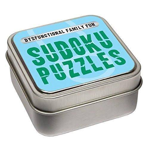 Dysfunctional Family Fun Sudoku Puzzles