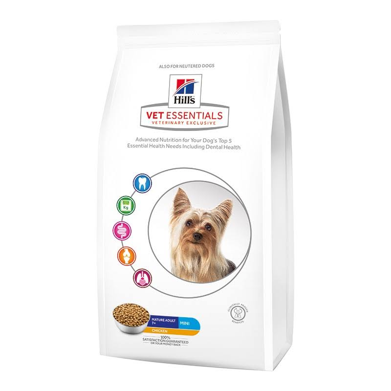 Hills VetEssentials Canine Mature Adult Mini 2kg