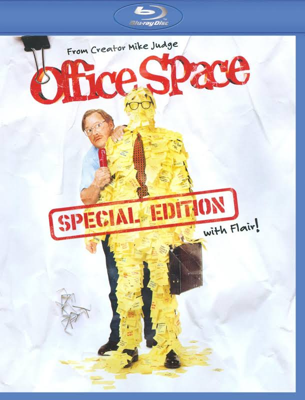 Office Space - BLU-RAY