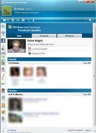 تحميل فيسبوك ماسنجر شات بالفيس بوك مثل الويندوز لايف