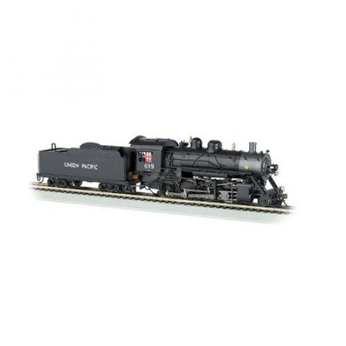 Bachmann Industries HO 2-8-0/DCC, Up