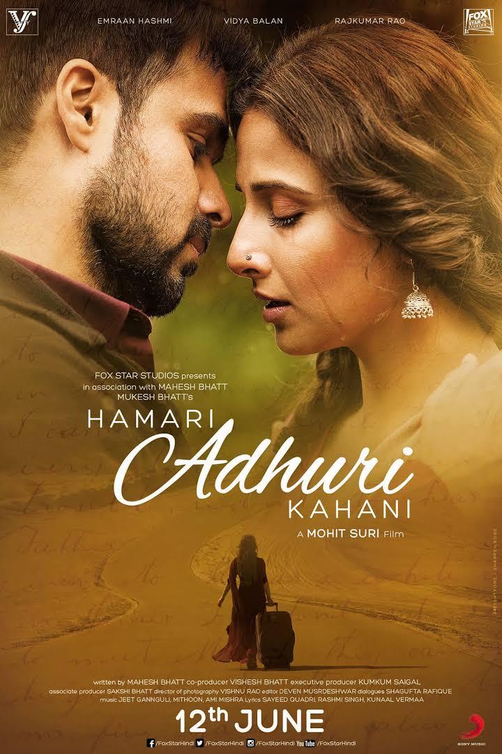 Hamari Adhuri Kahani 2015 HD Full Movie Download Hindi 720p