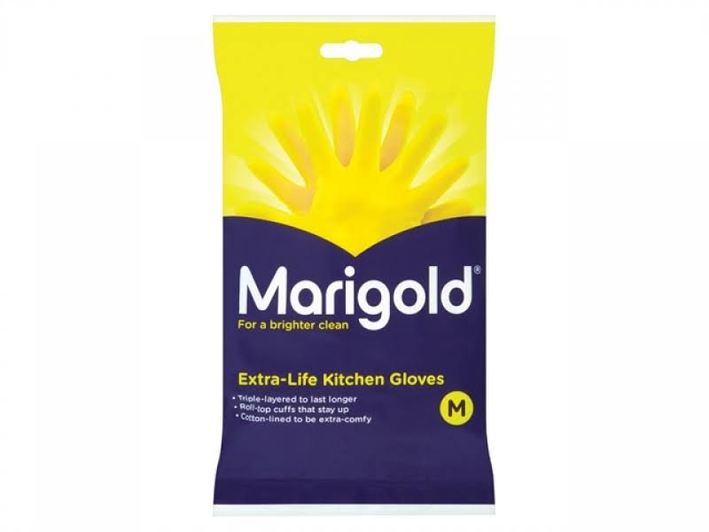 Marigold Extra-Life Kitchen Gloves - Medium
