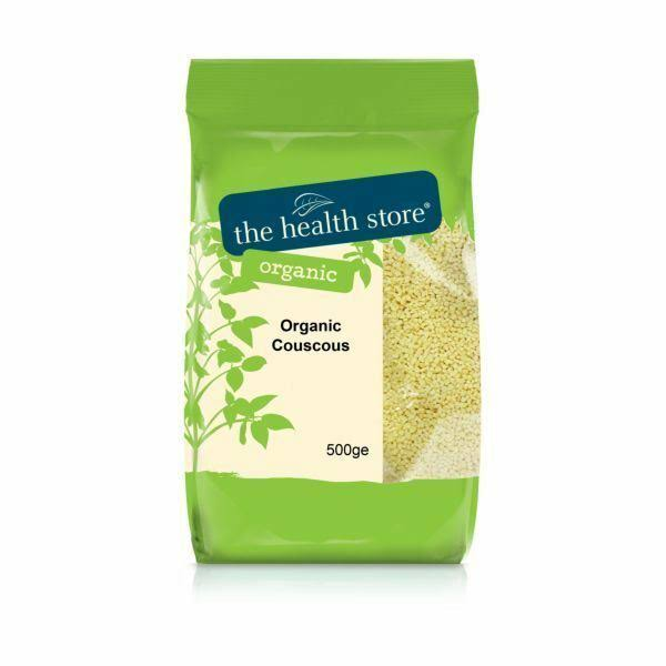 The Health Store Organic Couscous - 500g
