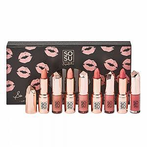 SOSU by Suzanne Jackson Lip Collection So Kiss Me