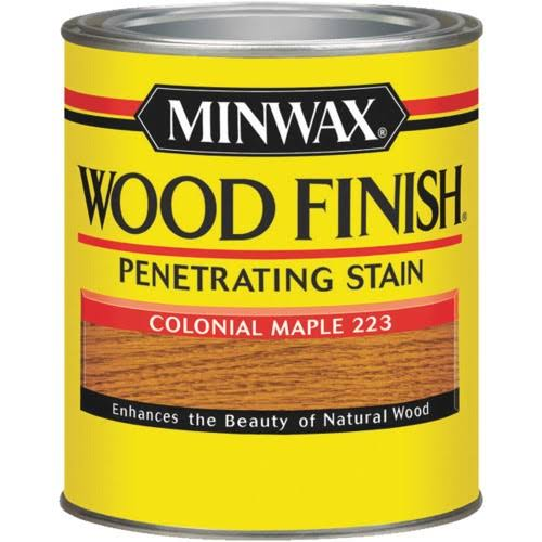 Minwax Wood Finish - 223 Colonial Maple