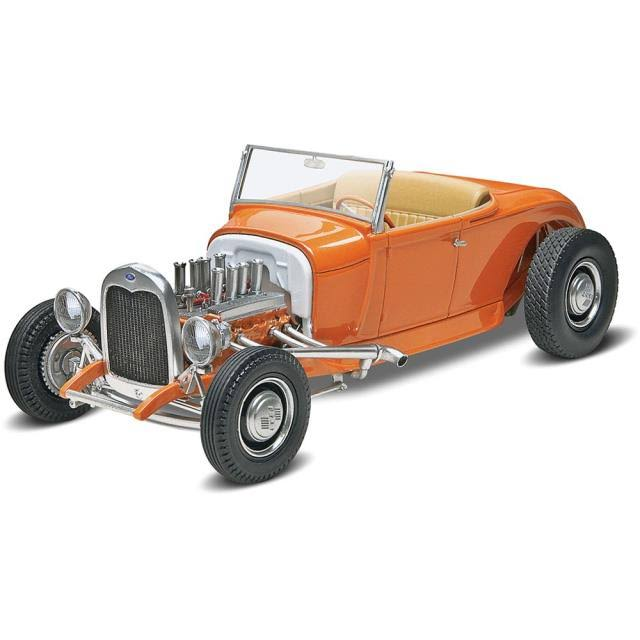 Revell 1:25 Scale '29 Model A Roadster 2-n-1 Model Car Kit