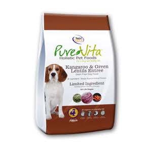 PureVita Grain Free Kangaroo & Green Lentils Dog Food 25 lbPureVita Grain Free Kangaroo & Green Lentils Dog Food 25 lb