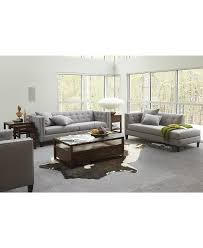 Macys Dining Room Furniture Collection by Braylei Track Arm Sofa Collection Created For Macy U0027s Living