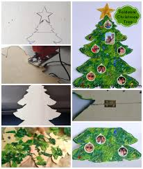 Christmas Tree Amazon Prime by Christmas Crafts For Kids Foldable Wooden Christmas Tree