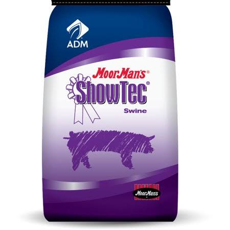 ADM Animal Nutrition 22631138 MoorMan's Showtec BB 18 50-lb Pellets