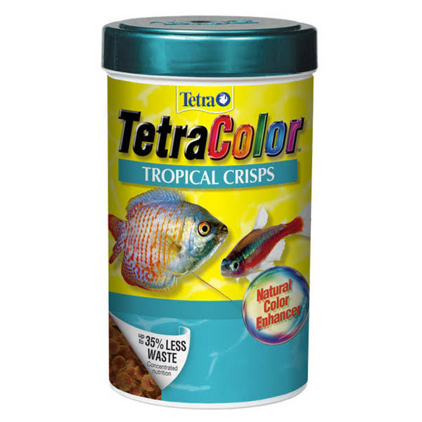 Tetra Color Tropical Crisps - 7.41oz