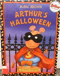 Childrens Halloween Books Pdf by Tami Reads U201carthur U0027s Halloween U201d By Marc Brown Youtube