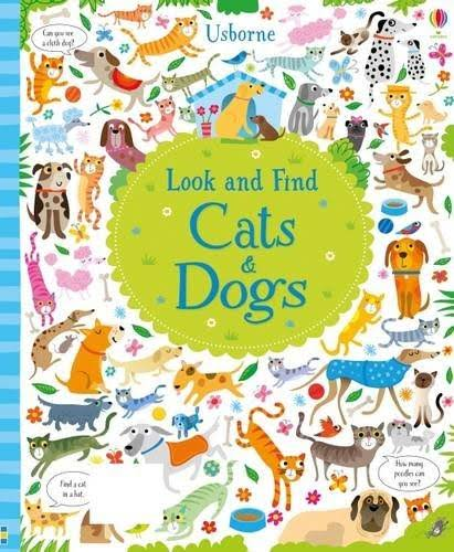 Look and Find Cats and Dogs [Book]