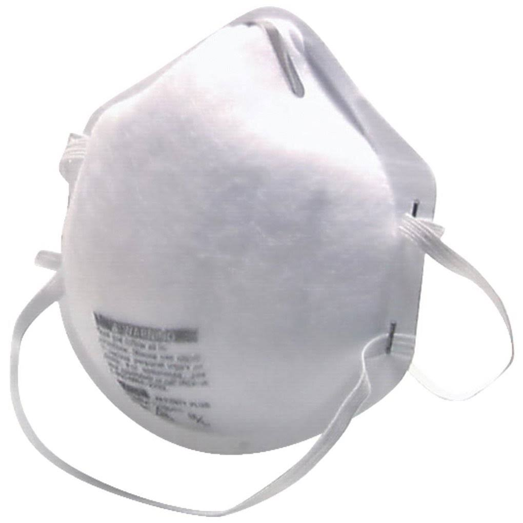 Safety Works 10102481 N95 Harmful Dust Respirator - 20pk
