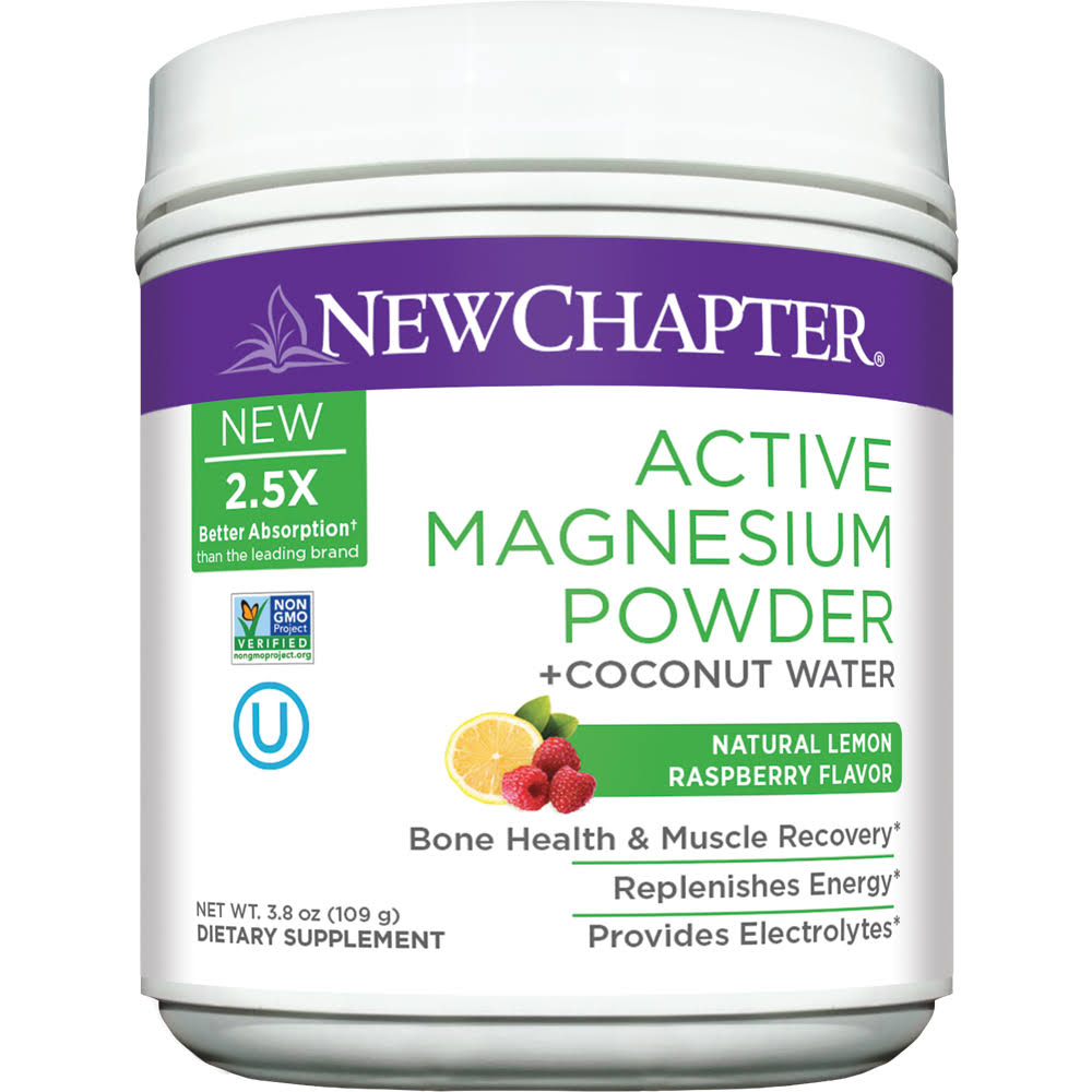 Active Magnesium Plus Coconut Water Powder - 3.87oz