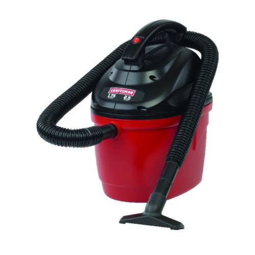 Craftsman Wet and Dry Vacuum - 2.5 Gallon