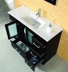 18 Inch Deep Bathroom Vanity Top by Virtu Usa Ms 6748 C Es Zola 47 Inch Single Sink Bathroom Vanity